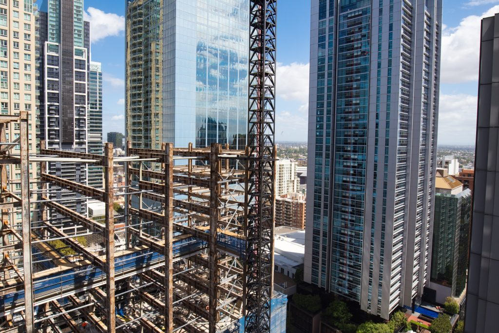Sydney scaffolding industry