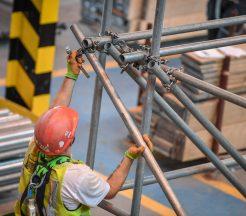 scaffolding training centre
